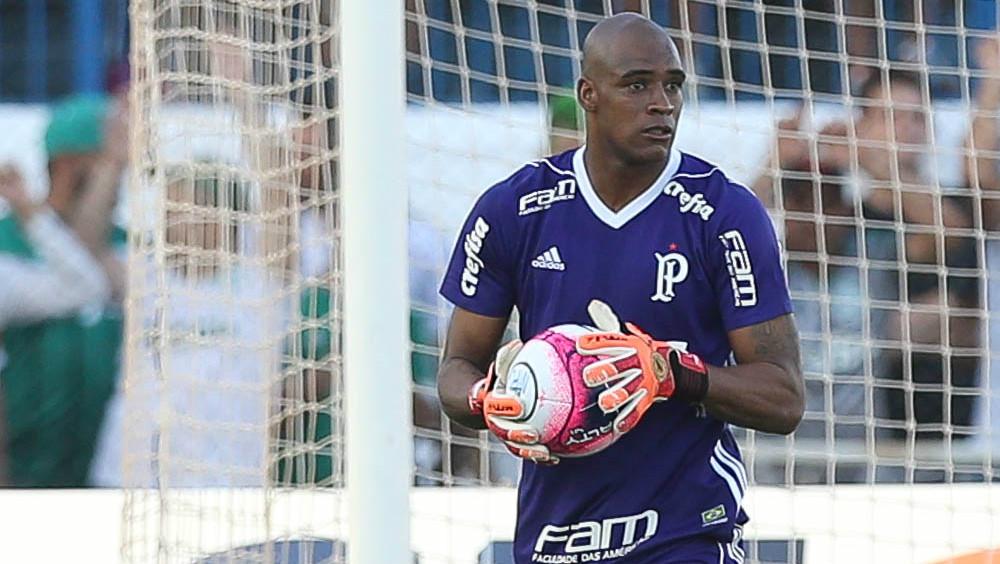 Palmeiras ainda renovou com Jaílson