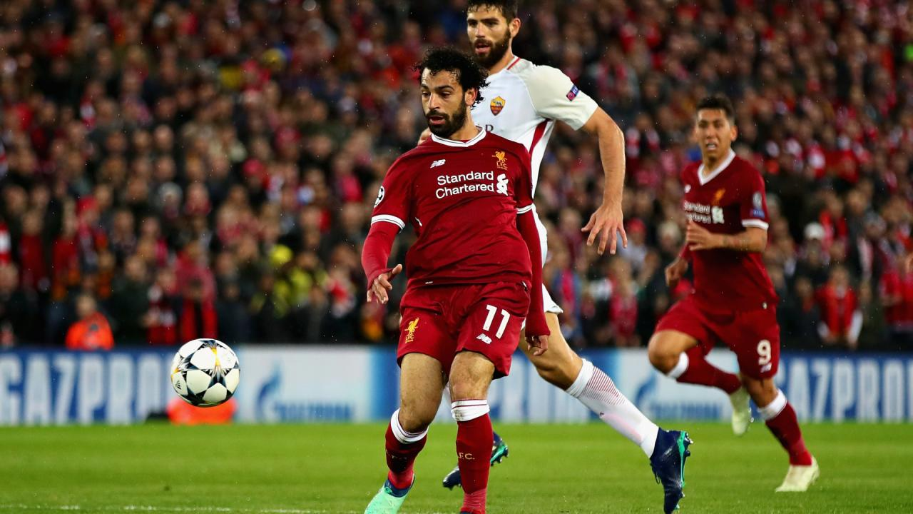 Assista Roma x Liverpool ao vivo