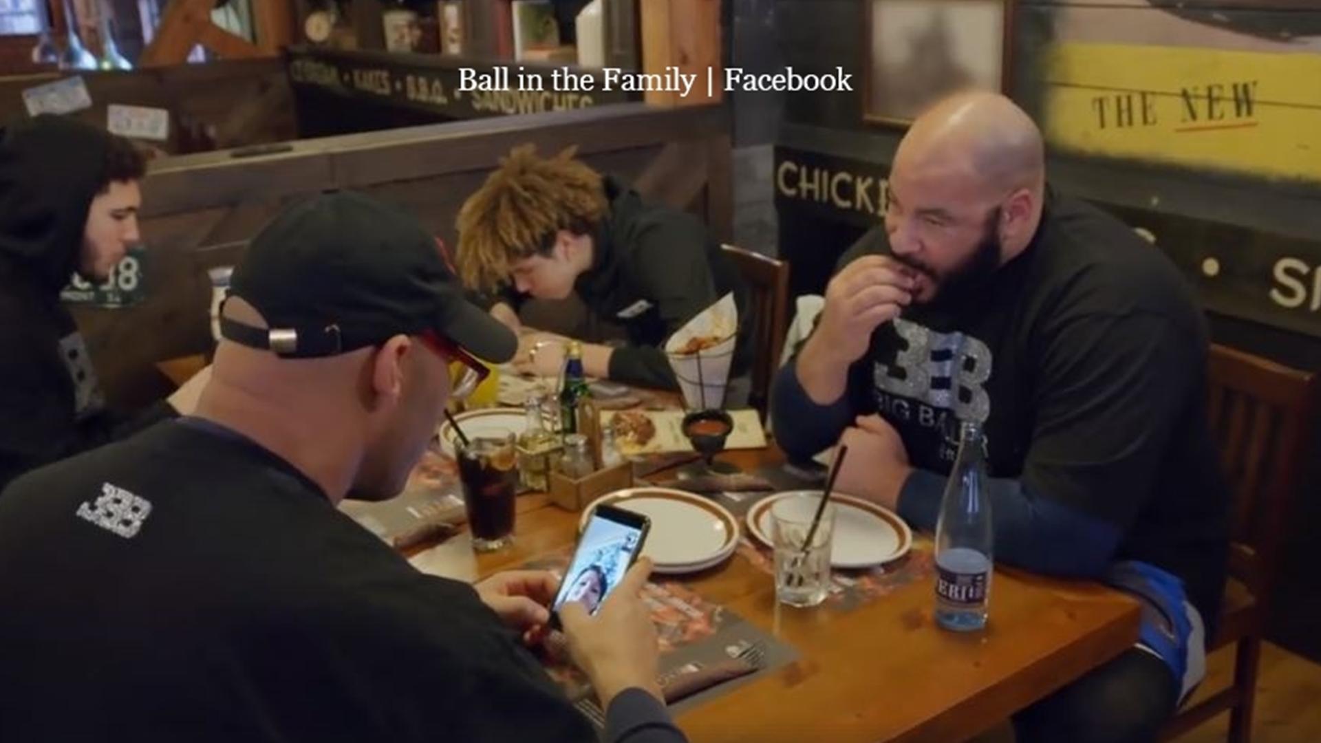 'Ball in The Family' season 2 episode 23