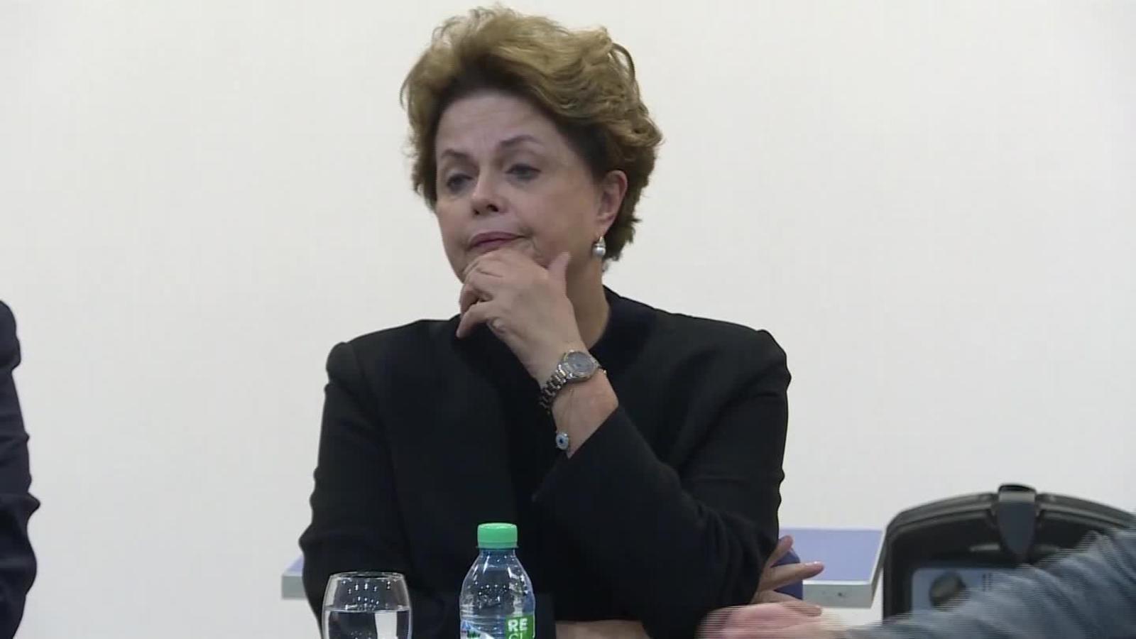 Dilma Rousseff acredita que Lula será eleito