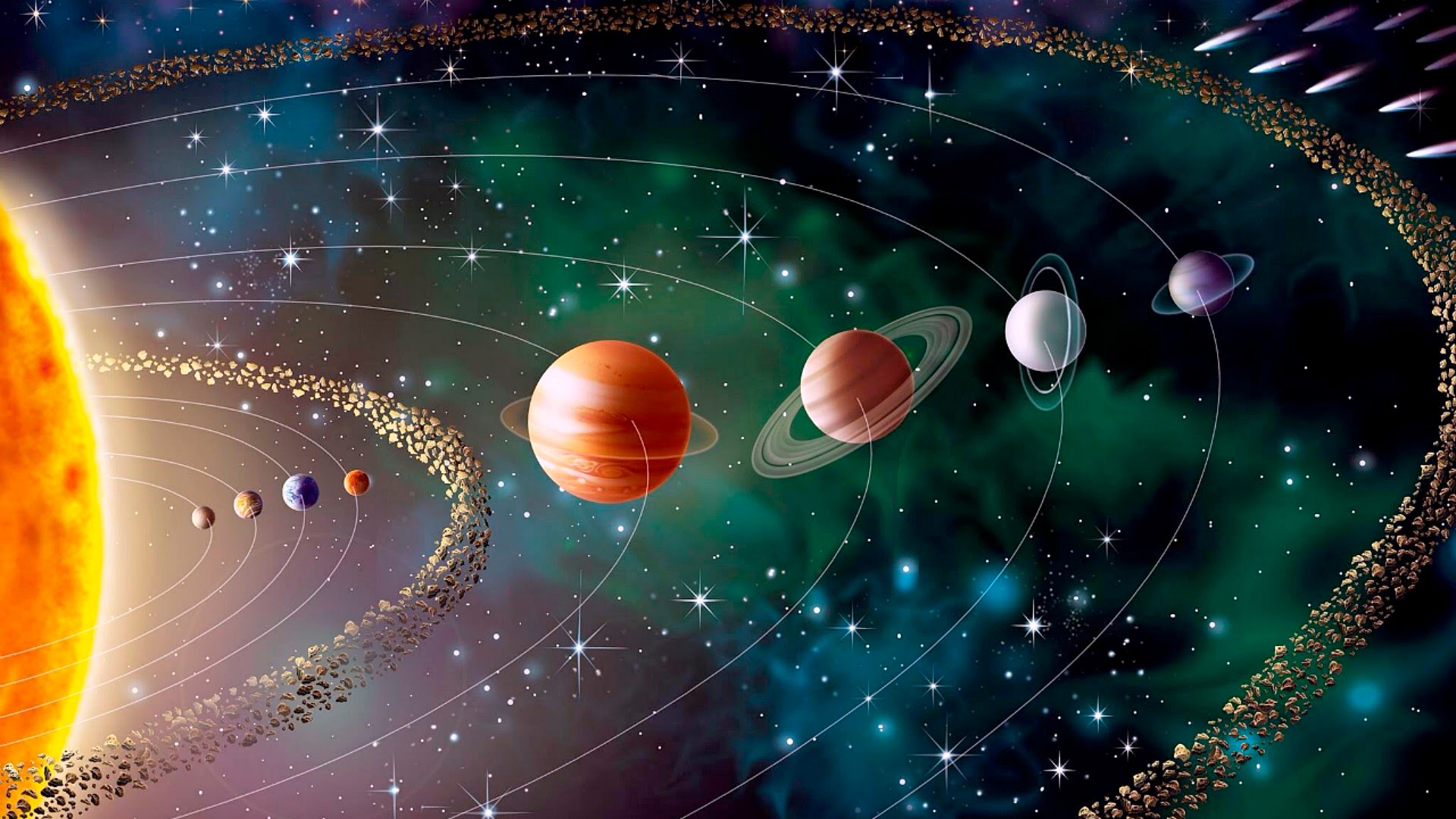 Trapista-1: ¿hay vida en el nuevo sistema solar?