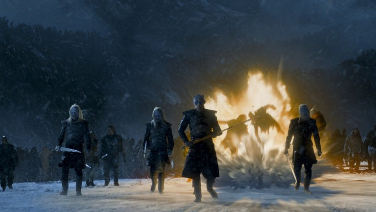 Game of Thrones 8: la estrategia del rey de la noche