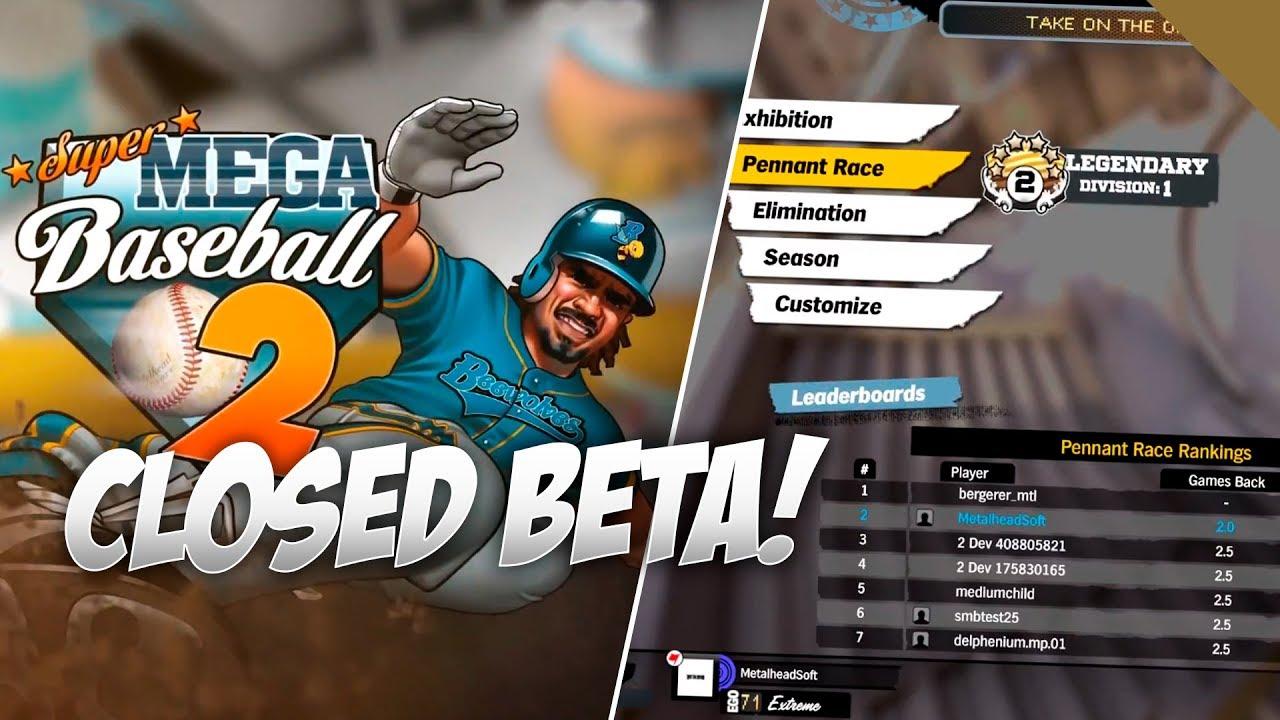 Crítica de Super Mega Baseball 2