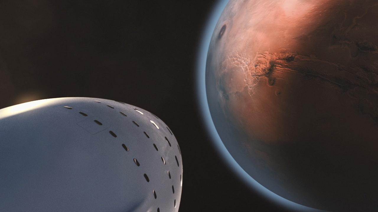 Marte : ritrovata una testa di leone?