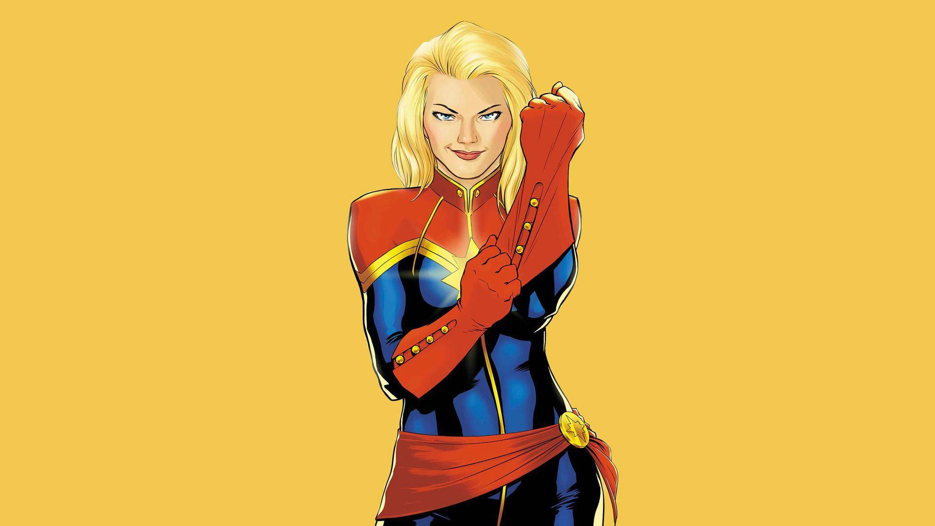 Capitán Marvel, en el cine desde el 8 de marzo de 2019