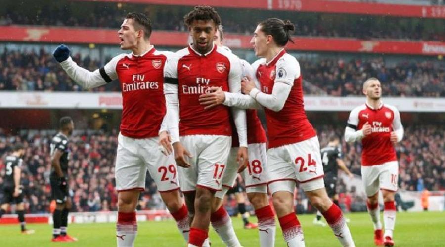 El Arsenal no puede romper la defensa del Atlético en la segunda etapa