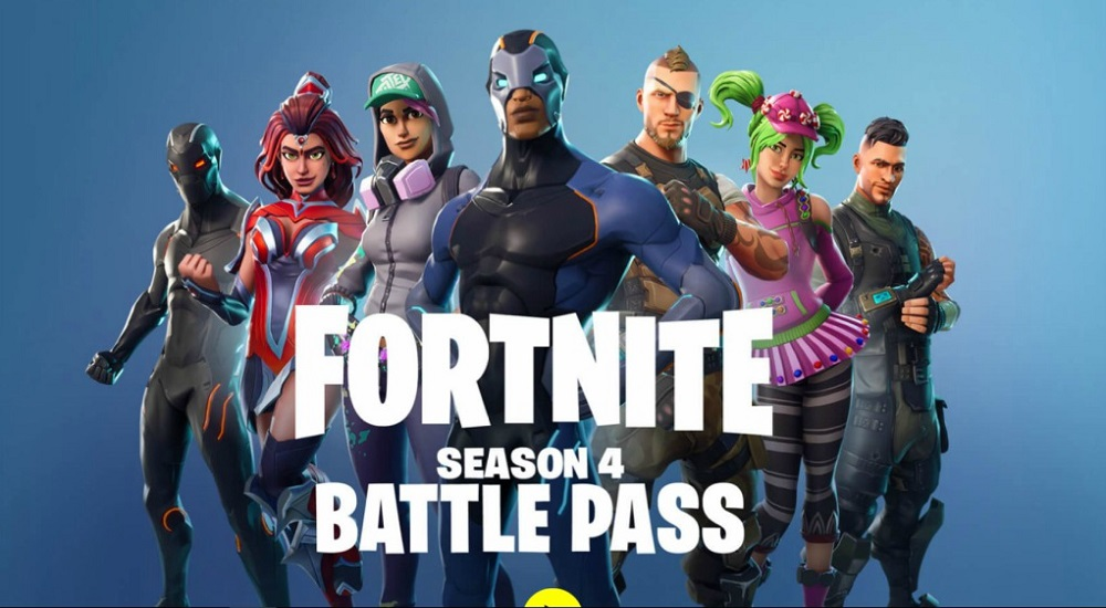 'Fortnite' Temporada 4: cómo resolver cada semana Battle Pass