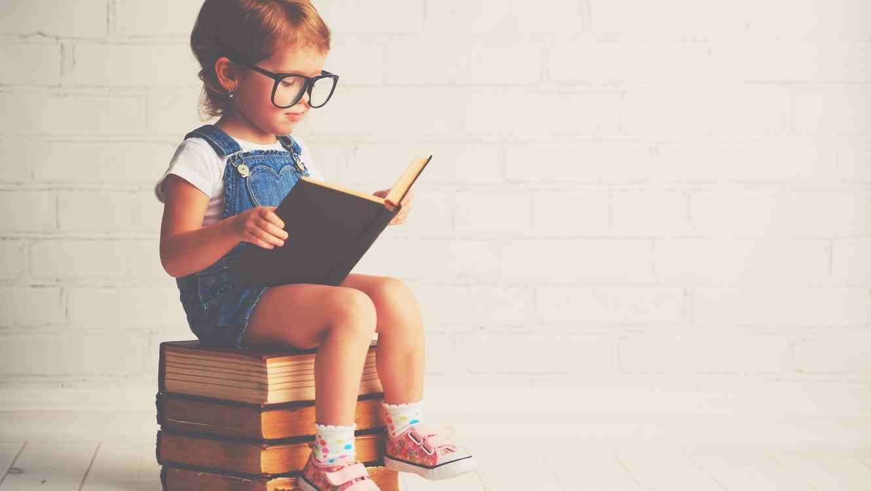 Enséñale a tus hijos a leer de una forma eficiente