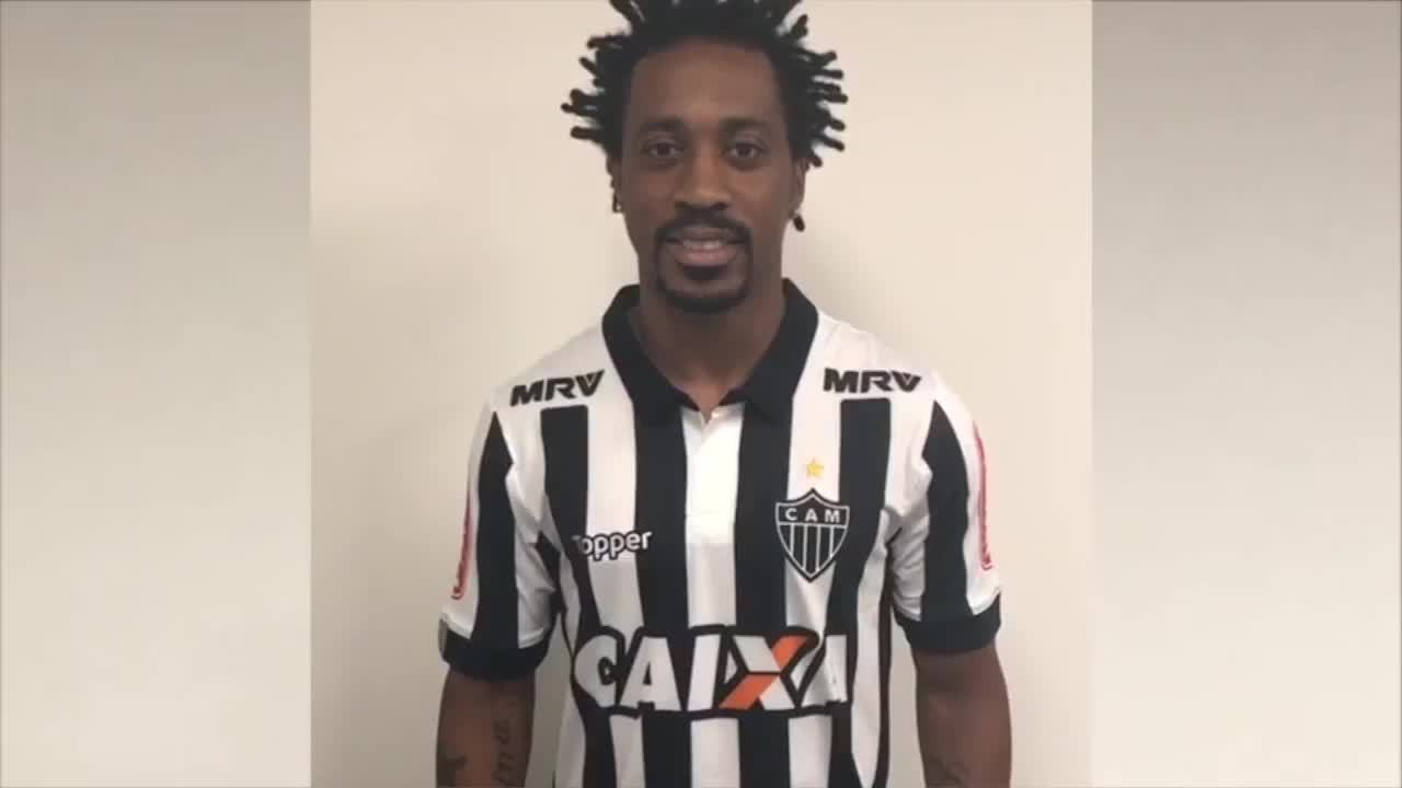 Vasco busca volante do Atlético-MG