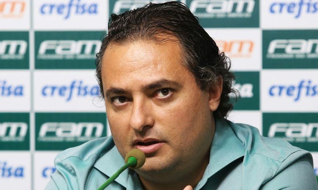 Volante do Palmeiras deixará a equipe