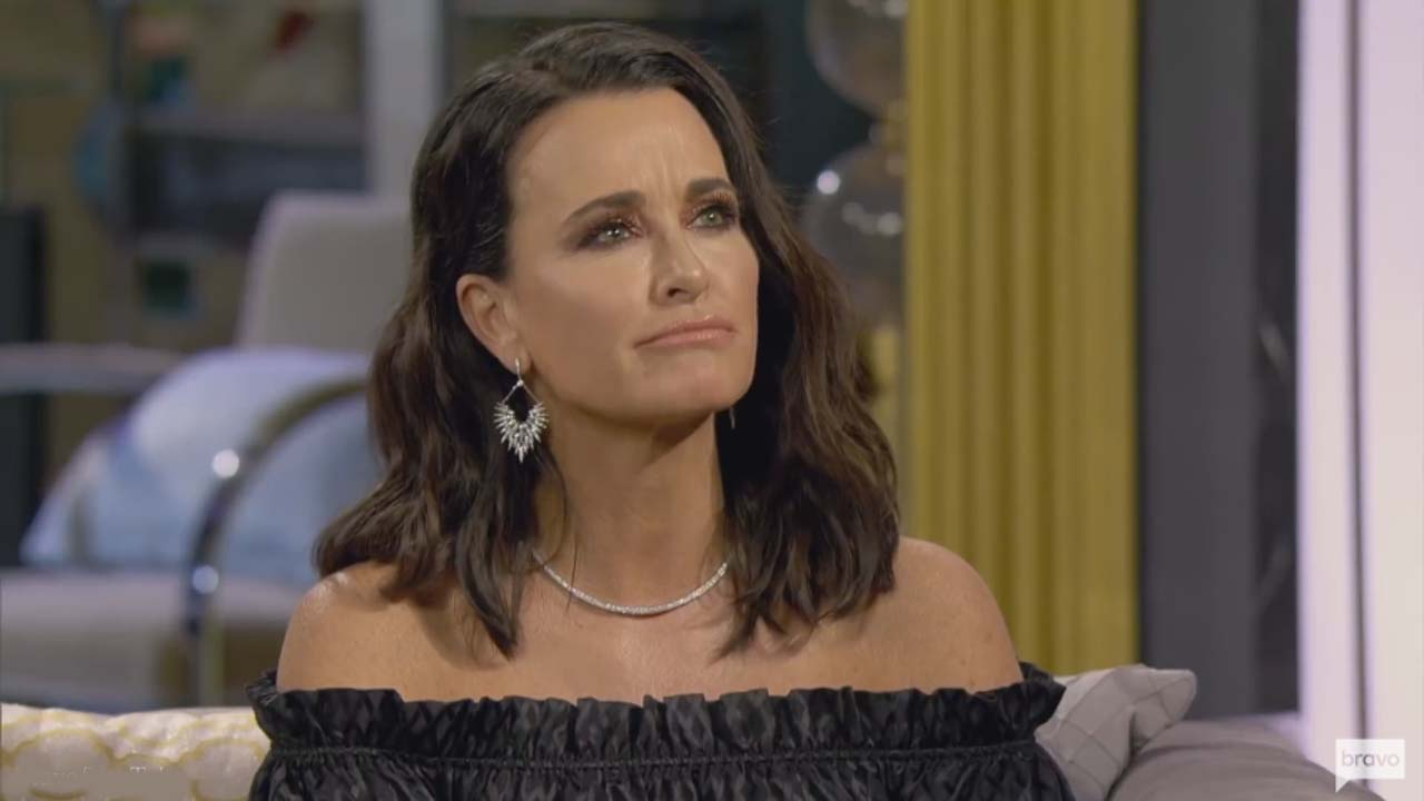 Kyle Richards talks about her new show 'American Woman'