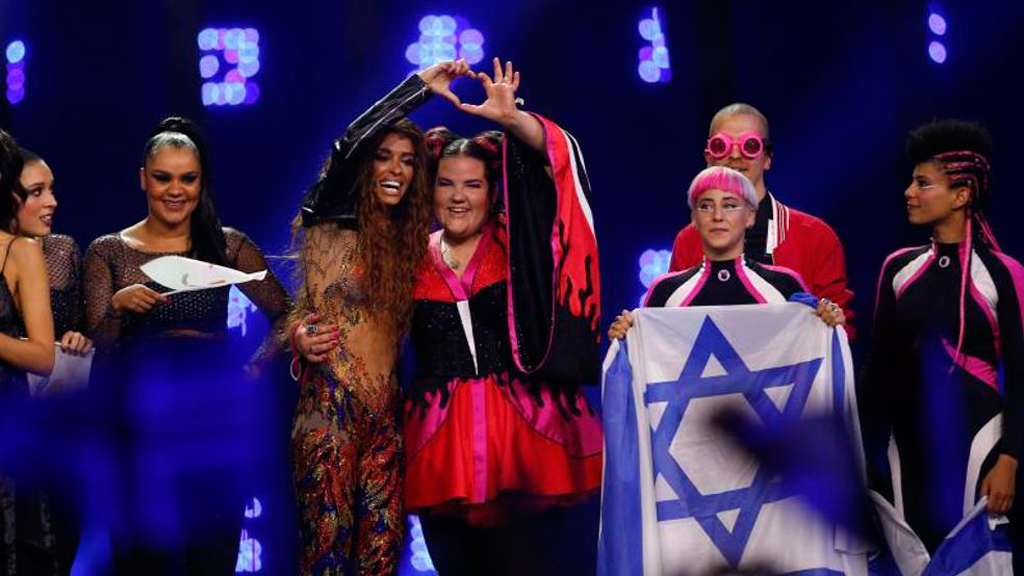 Eurovisión: Una primera semifinal ardiente