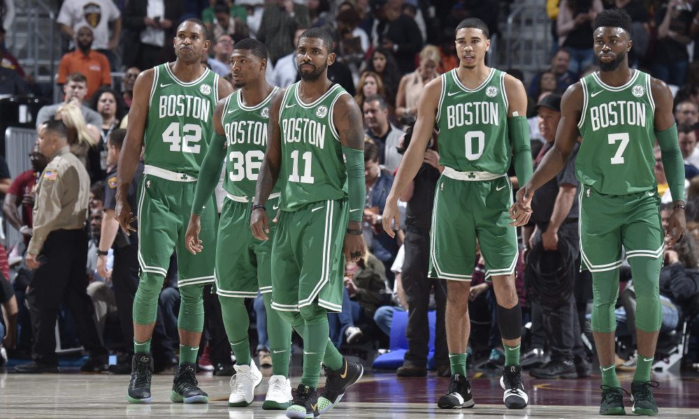 Celtics eliminate Sixers in Game 5 to advance to Eastern Conference finals