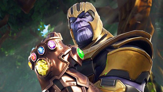 Ahora encontrarás a Thanos de Avengers: Infinity War en Fortnite