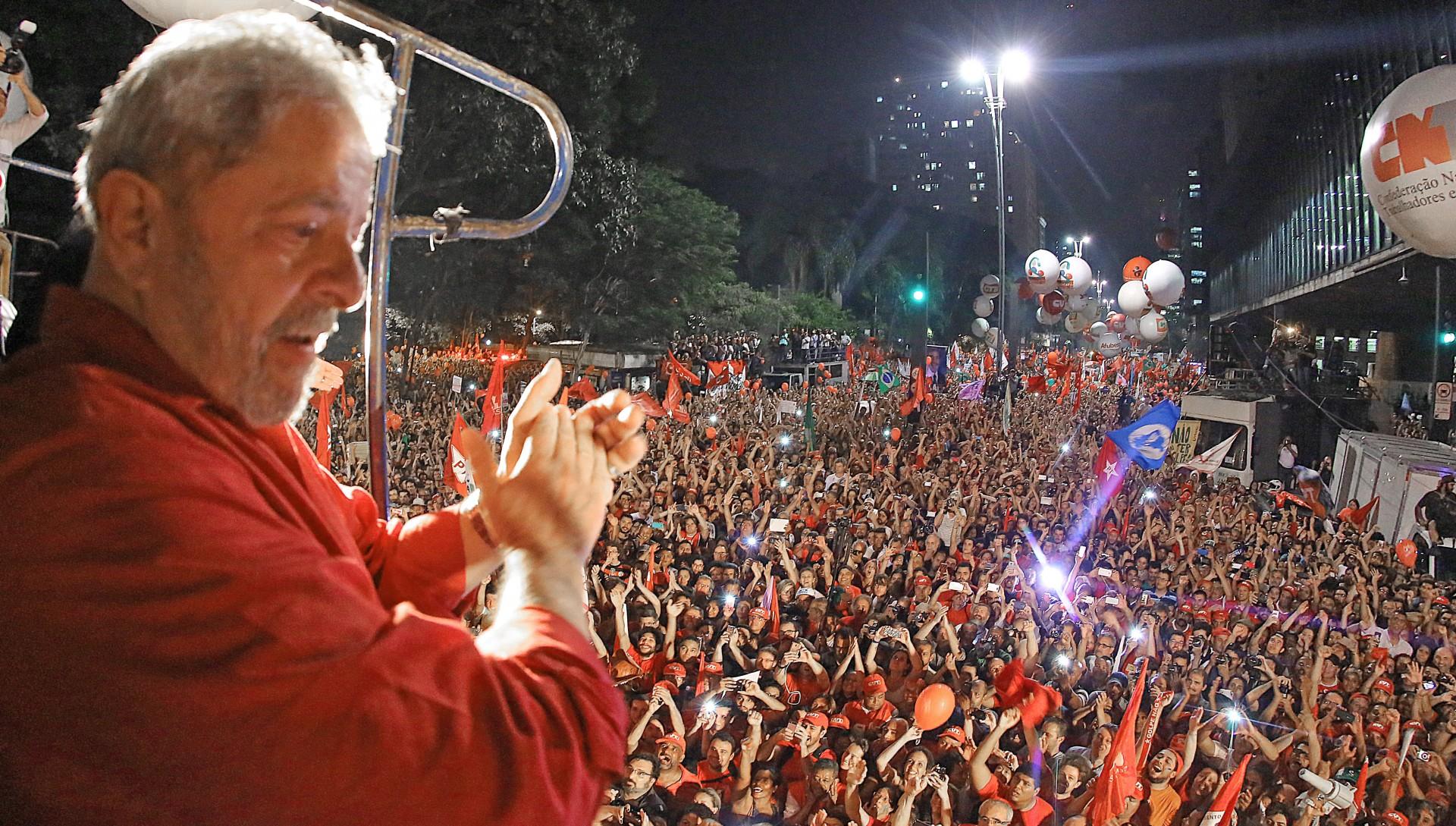Lula escreve carta para presidente do PT