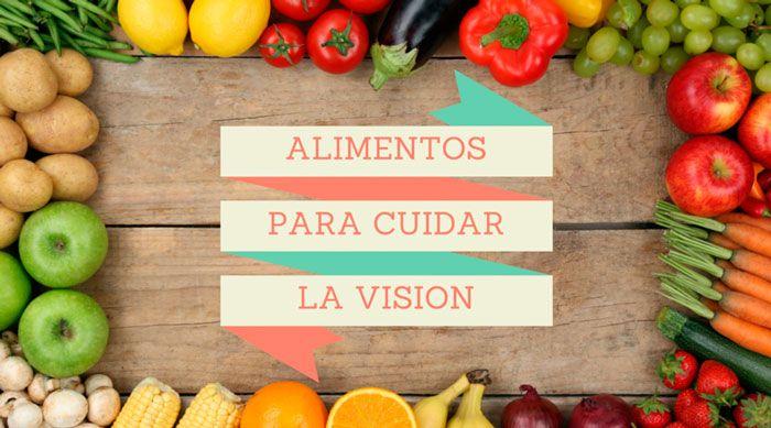 Comer para la vista: ¿qué alimentos protegen los ojos?