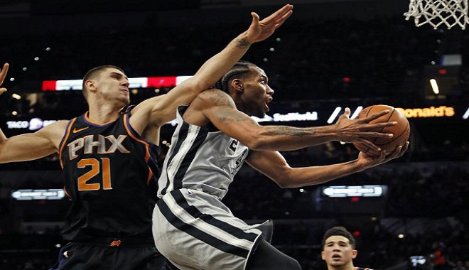 Trade Speculation Surrounding Kawhi Leonard, Russell Westbrook
