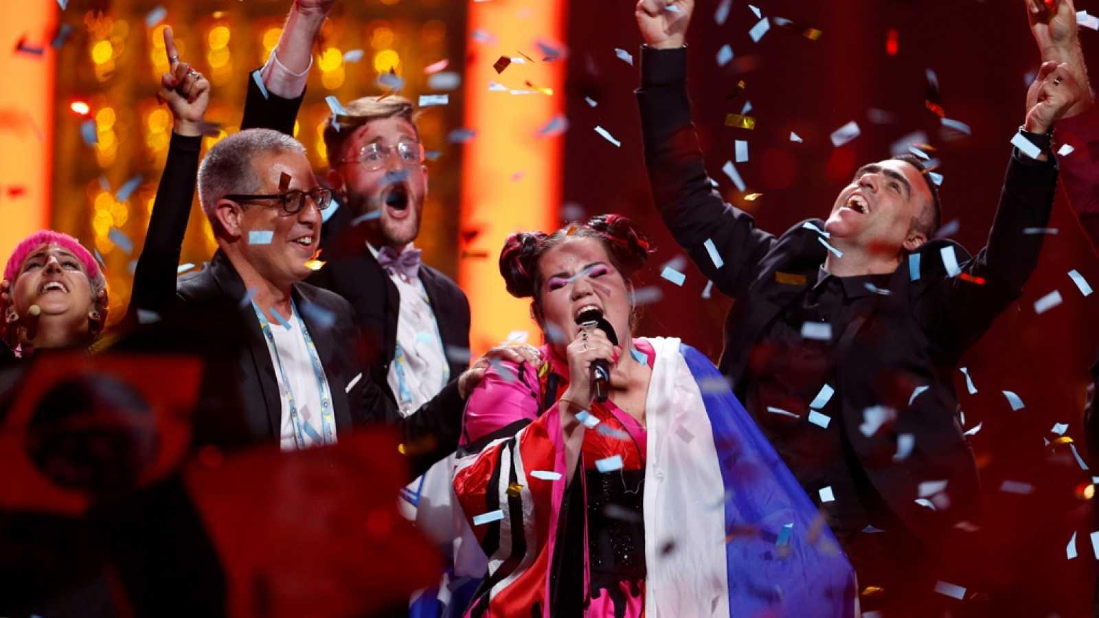 VIDEO: ¡Lo más importante del Eurovision 2018!