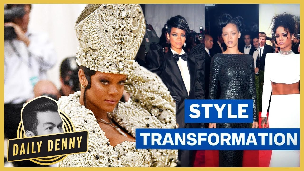 Rihanna appeared on a high amount of weight