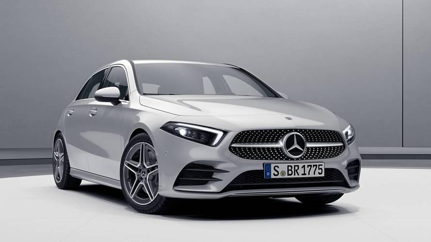 Debut oficial para el nuevo Mercedes Classe A
