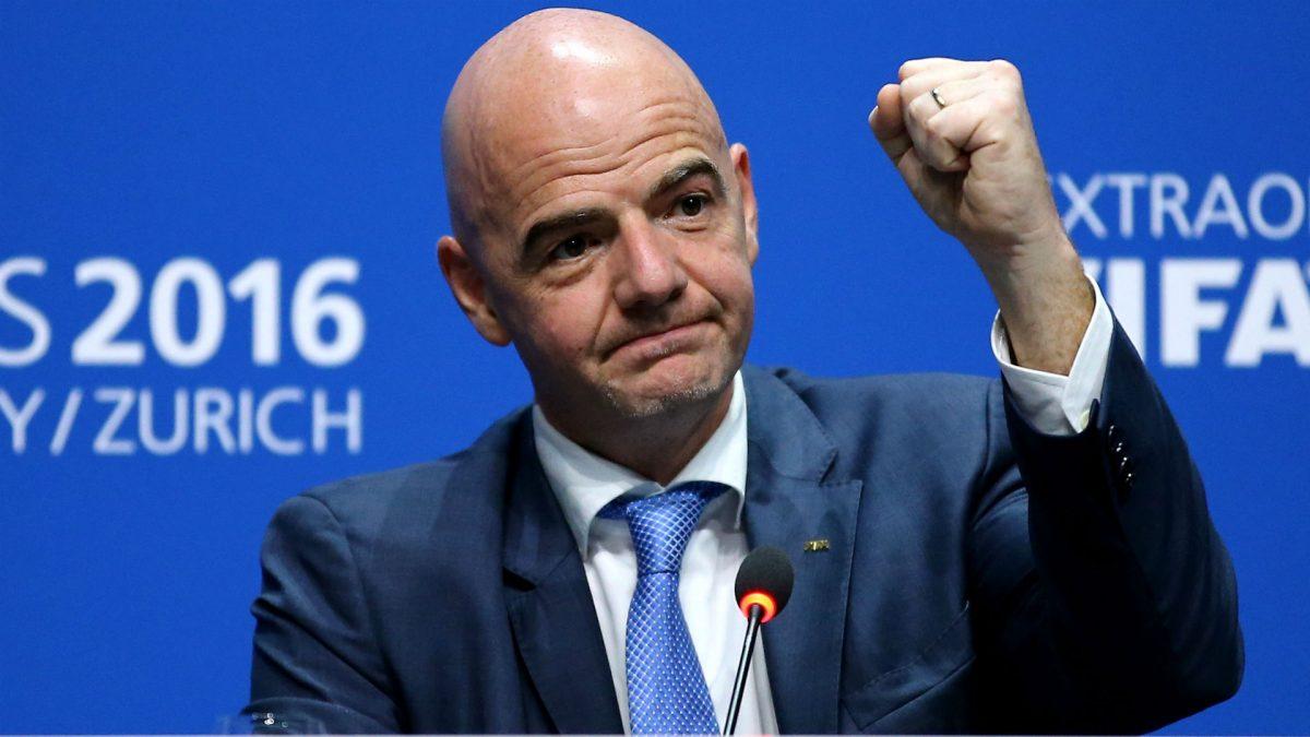 Por qué el presidente de la FIFA ha reunido a los principales clubes de Europa