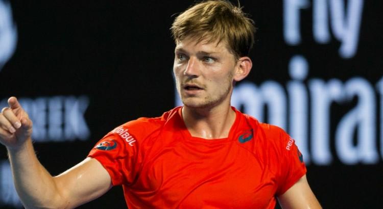 Tennis-ATP : David Goffin se qualifie facilement face à Leonardo Mayer