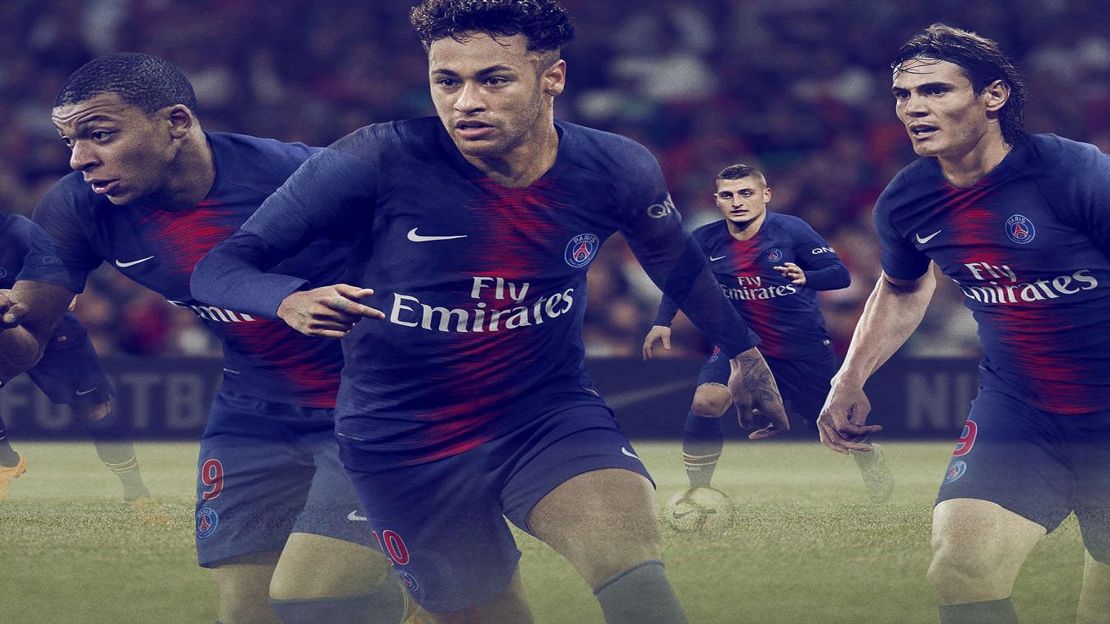 VIDEO: Neymar ya modela la nueva camiseta del PSG