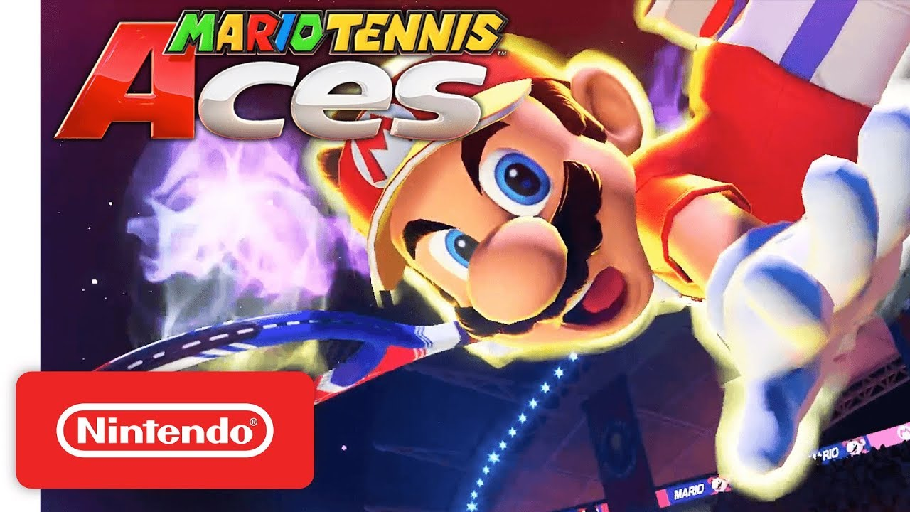 Mario Tennis Aces beta date just revealed by Nintendo