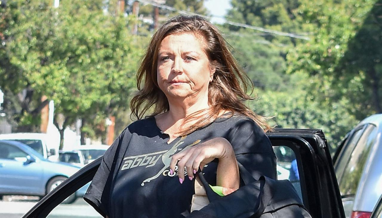 Abby Lee Miller spends Mother's Day in hospital amid cancer battle