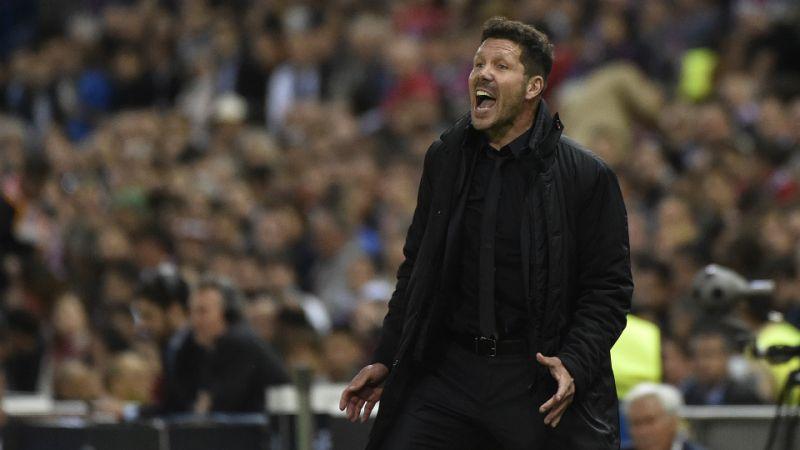OM-Atletico Madrid : Diego Simeone encense les Marseillais !