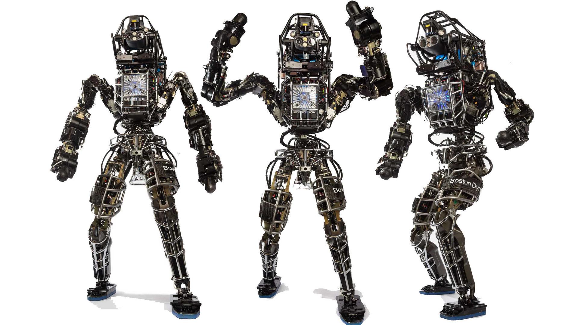 El robot portátil que ayuda a los ancianos a no caerse, el video