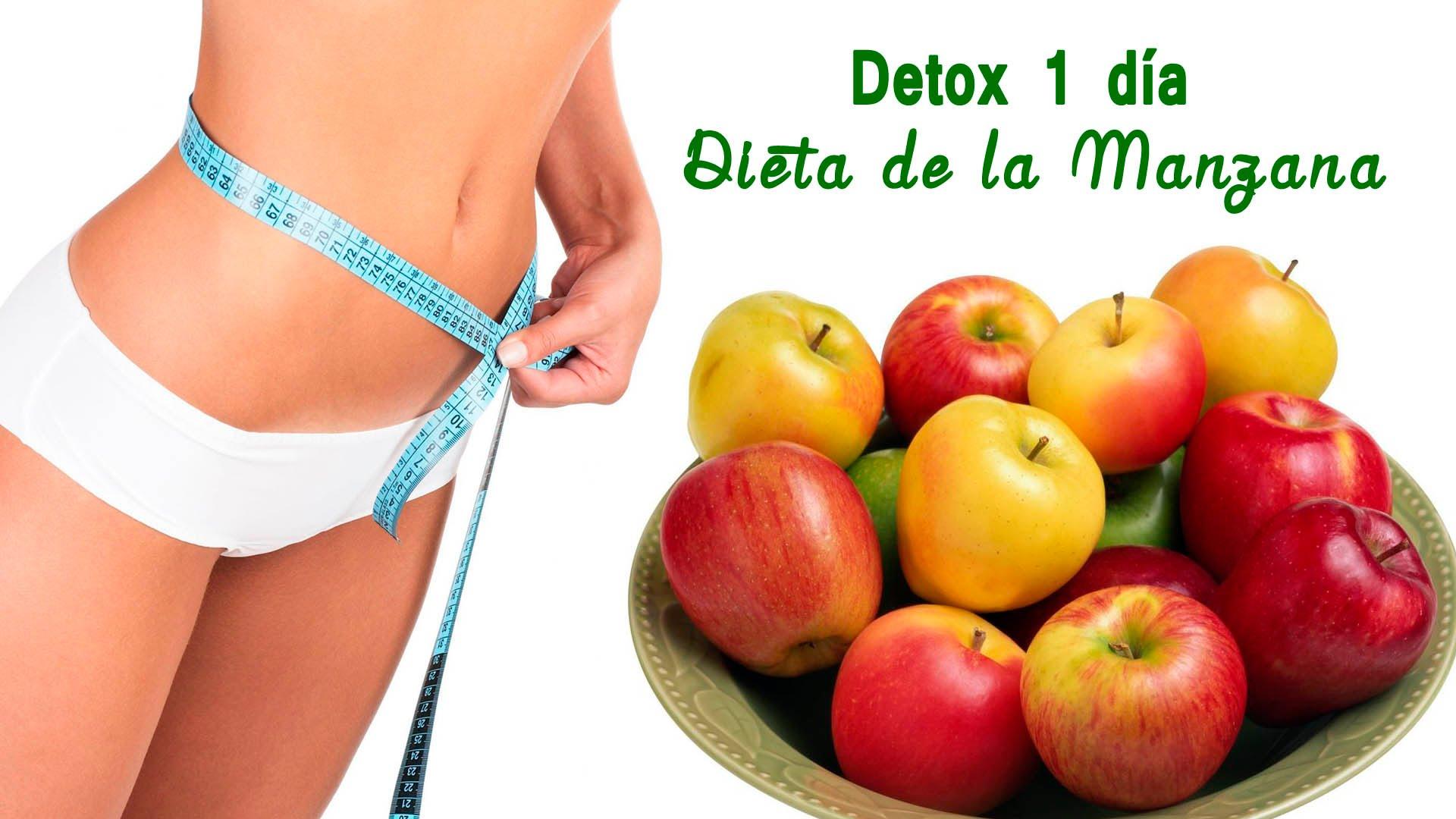 Tu dieta manzana roja