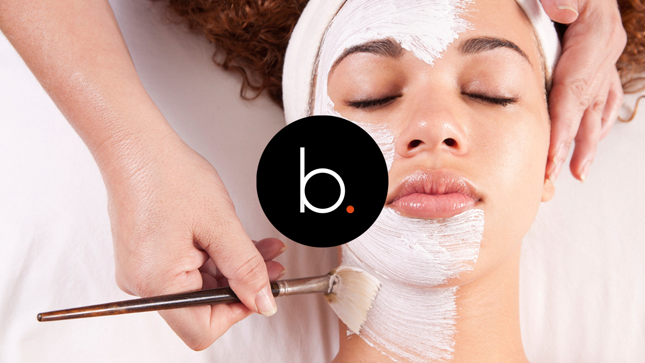 Skin treatments with instant effects