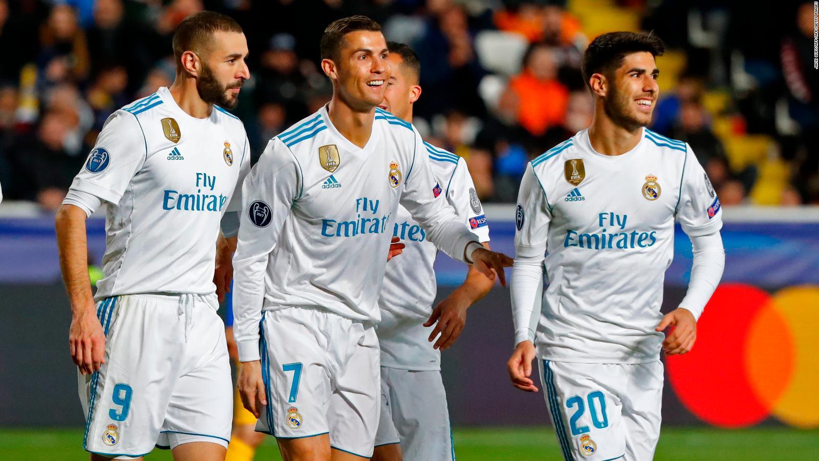 Vídeo:  Zidane descarta a tres cracks del Real Madrid
