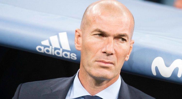 Un cadre du Real lâché par Zidane !