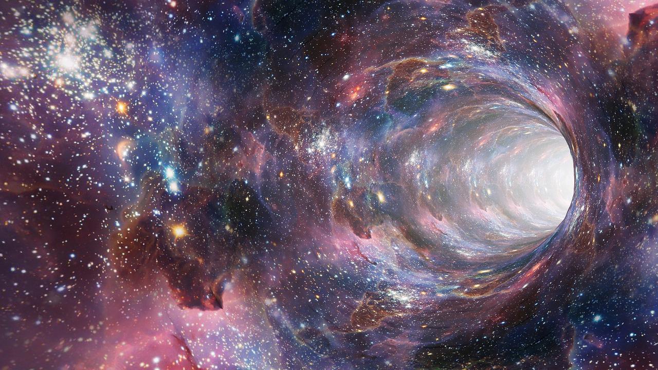 Il mostro più vorace dell'universo: un buco nero di 20mld di masse solari