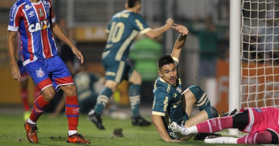 Palmeiras x Bahia: acompanhe a transmissão do jogo ao vivo na TV e online
