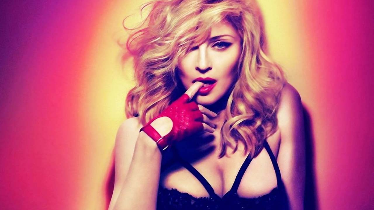 Madonna back with 'American Life' producer for 'Beautiful Game' single