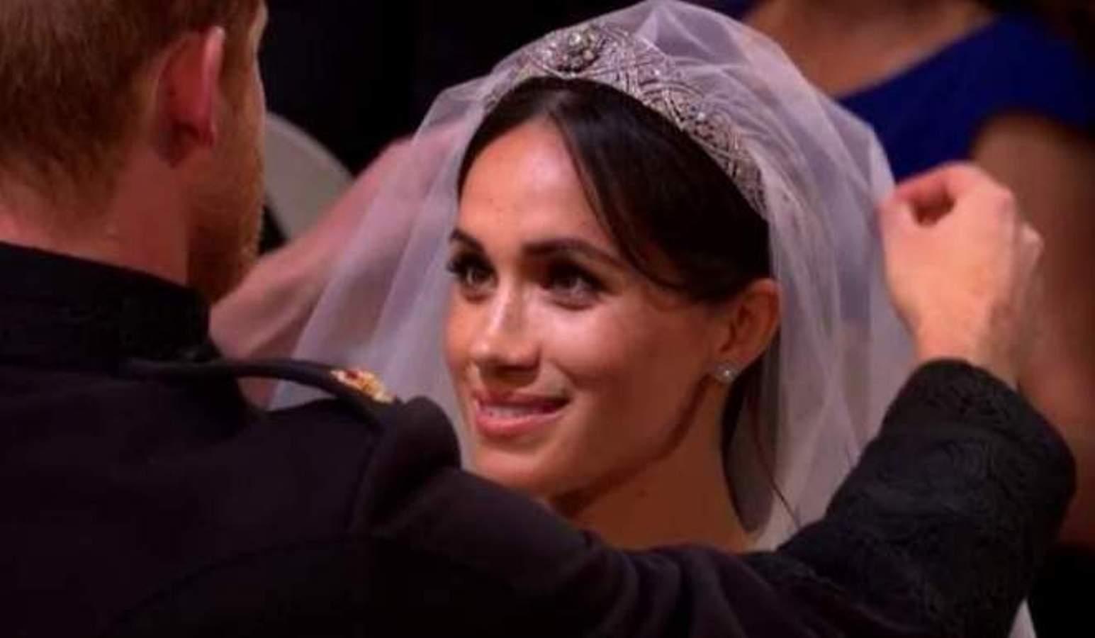 Harry y Meghan una boda de cuento de hadas