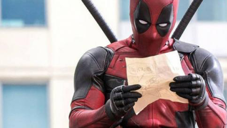 Mira a Deadpool disculparse con David Beckham por hablar mal de él