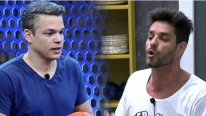 Expulso do 'Power Couple Brasil' por querer agredir colega, Diego se complica