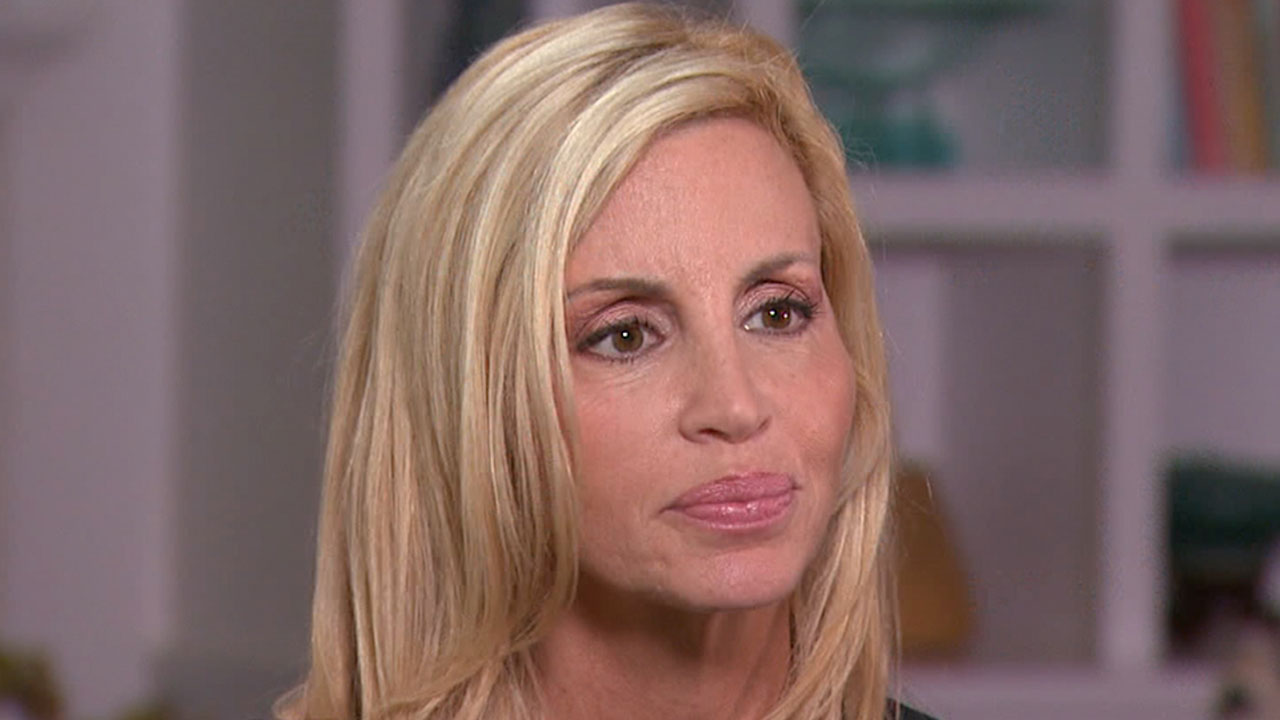 Camille Grammer talks 'RHOBH' return, her co-stars, and her upcoming wedding