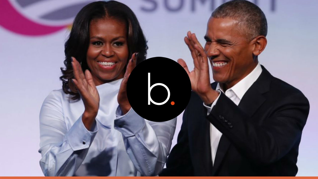 Netflix announces a production deal with the Obamas