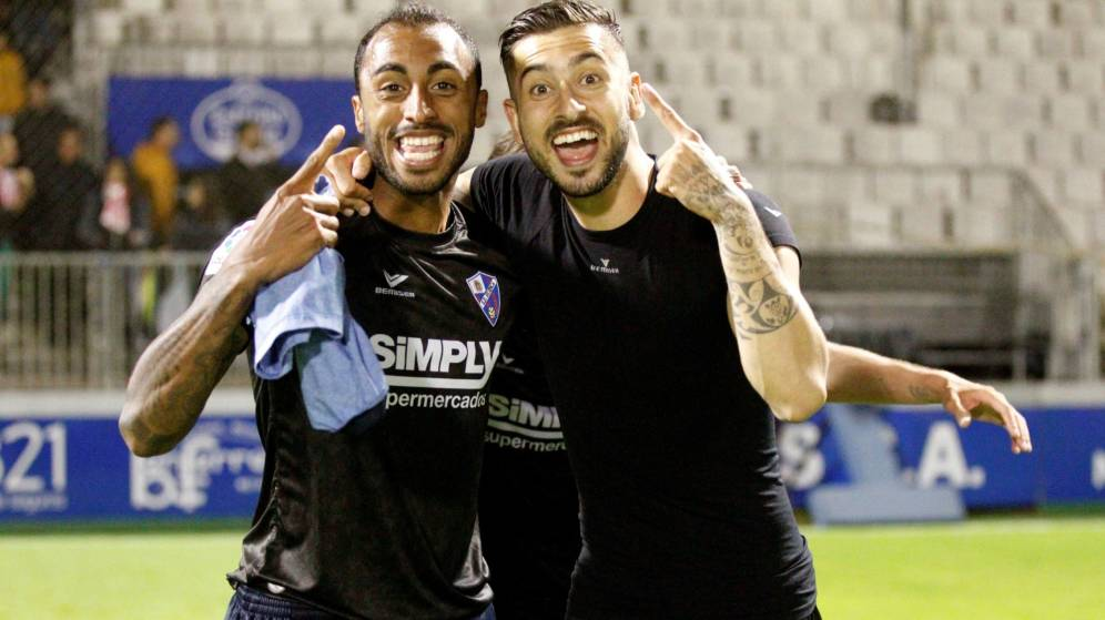 El S.D. Huesca asciende por primera vez a Primera División