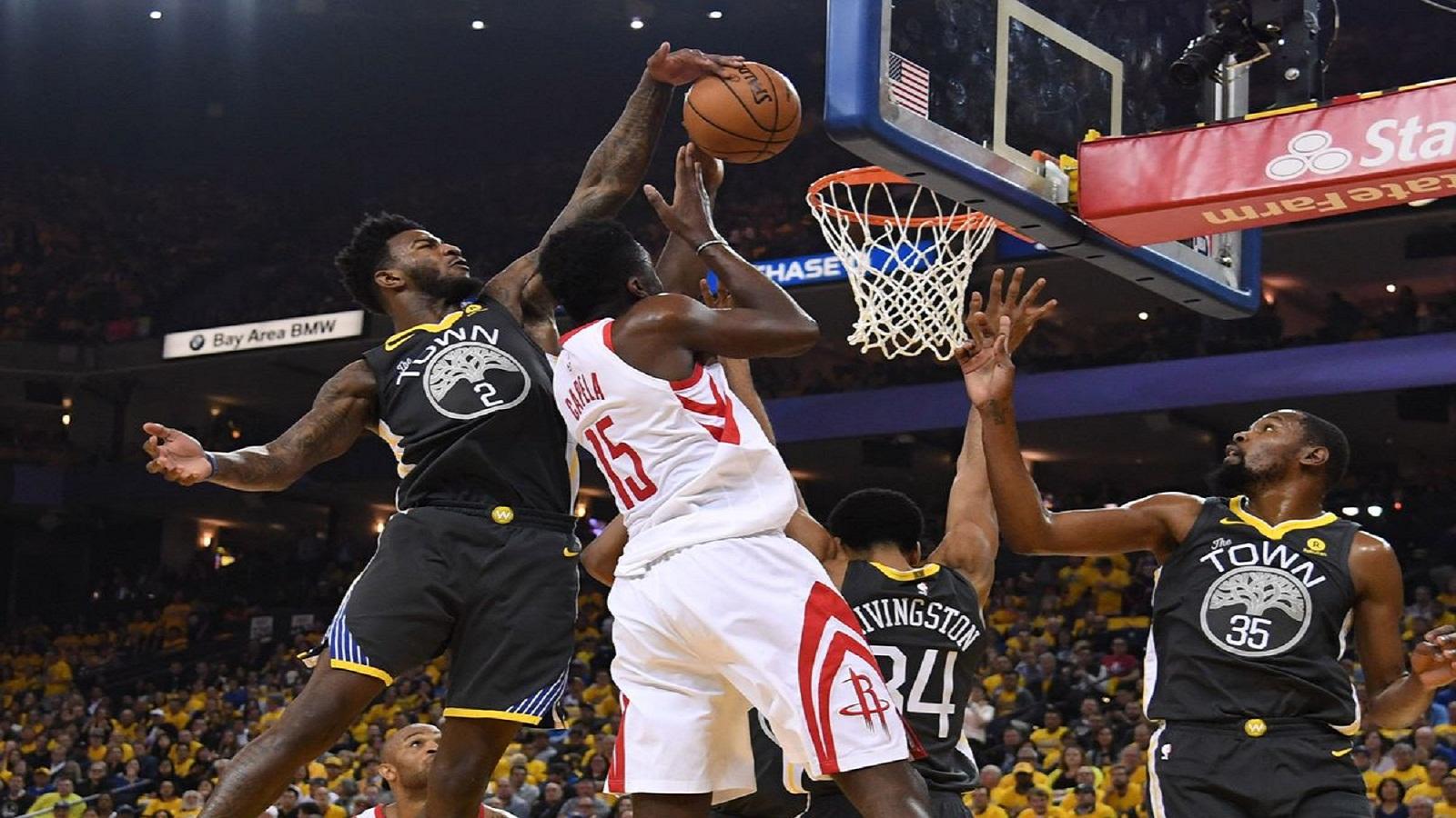 VÍDEO: Los Rockets arrebatan el cuarto juego a los Warriors