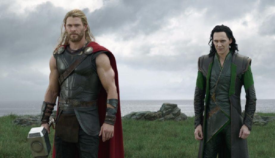 Thor y su nivel de poder salvajemente inconsistente