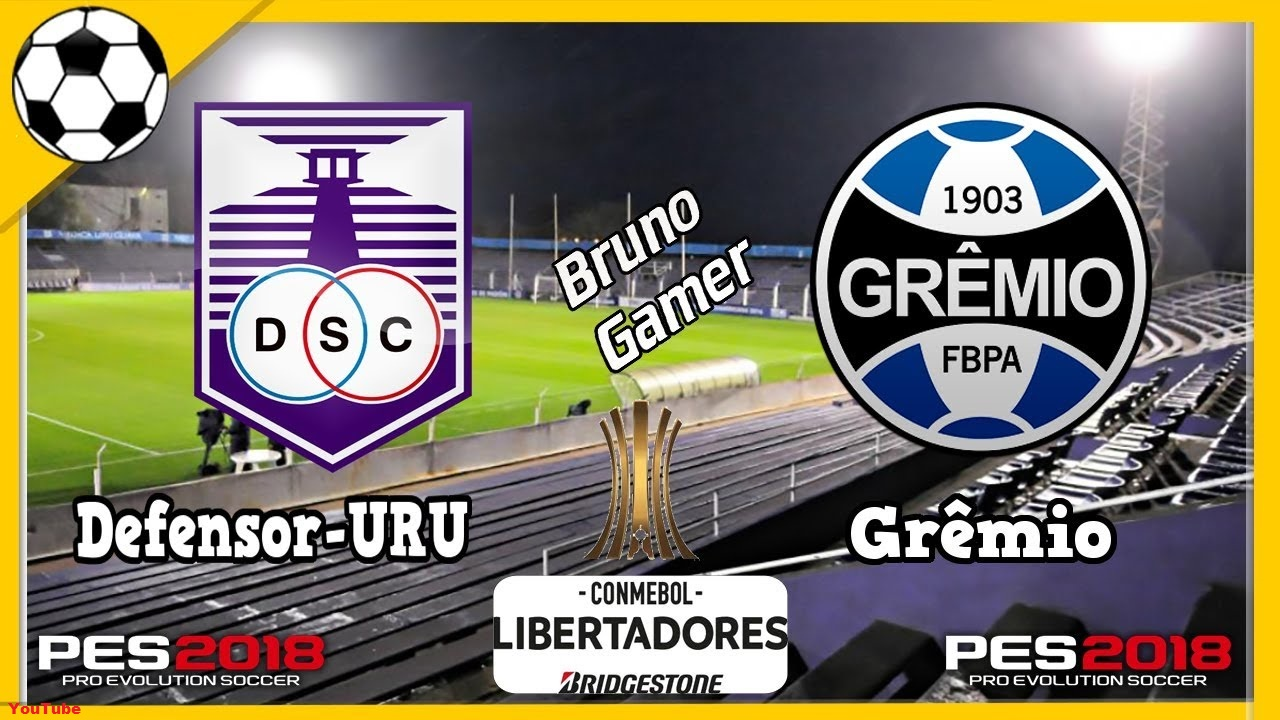 Grêmio x Defensor: transmissão da partida ao vivo na TV e internet