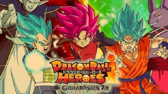"""""""Dragon Ball Heroes"""" nos traerá su propia serie de anime"""