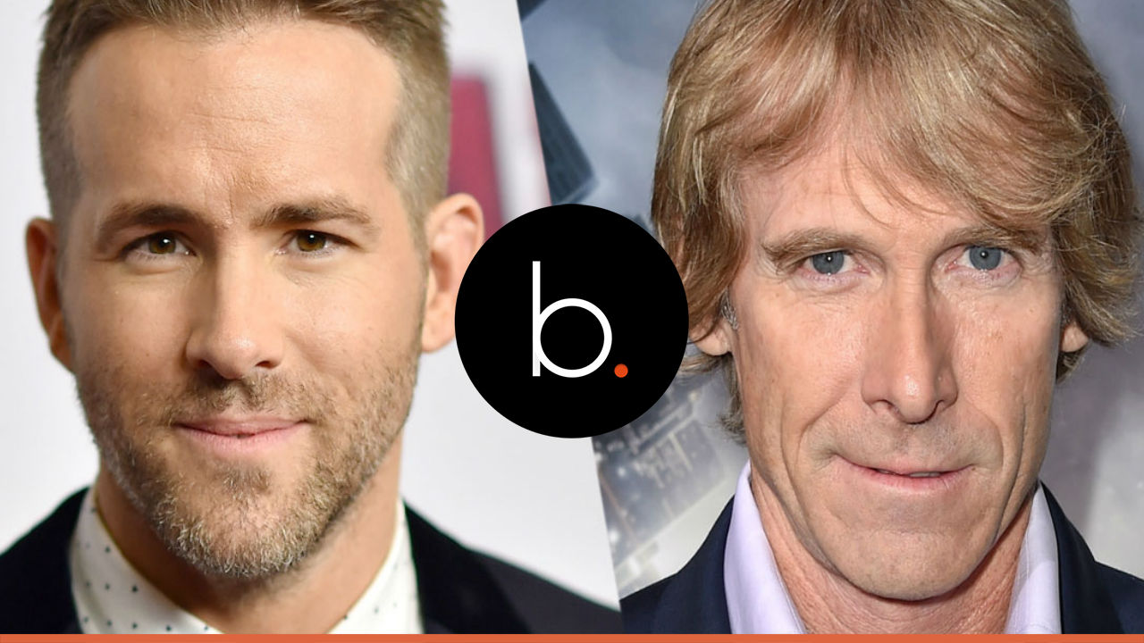 Netflix has Ryan Reynolds and Michael Bay working on a project