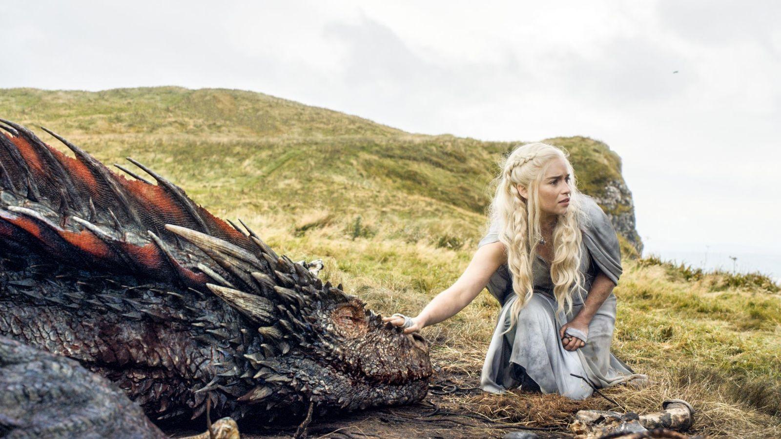 Cómo sera el final de Juego de Tronos por: Emilia Clarke